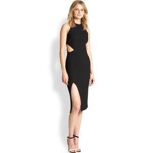 {Elizabeth & James} Giulia Cut Out Midi Dress